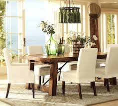 dining chairs pottery barn manhattan chair upholstered bench seating pottery barn dining chairs slipcover slipcover