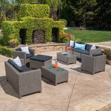 Wicker Outdoor Sofas Chairs & Sectionals For Less