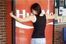 How To Get Free Drinks From Vending Machine Simple Hug A Machine To Get A Free Drink Vending Solutions