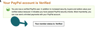 Verify Guide Account To The Create Complete Paypal And 8aX6X5