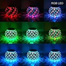 colour changing solar garden lights color