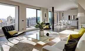Lounge in Papon, vacation apartment, Nice France