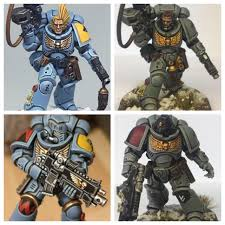 Space Wolves Colour Chart Which Space Wolves Colour Should I Go With Spacewolves
