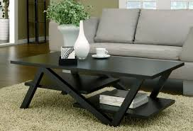 Black Coffee Table Living Room Coffee Table Decorating Ideas To Liven Up Your