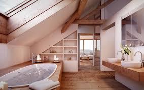 Badezimmer Im Dachgeschoss Badezimmer Von Von Mann Architektur Gmbh