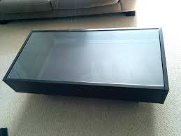 glass coffee table the with drawers ikea bedside 3