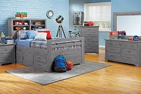 soft blue themes and classic wood grey beds in kids bedroom design ideas home pinterest grey bed kids bedroom designs and kid bedrooms blue kids furniture