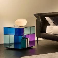 contemporary bedside table labirinto