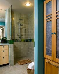 Shower Without Door For Small Spaces