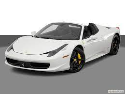 Research the 2019 ferrari 488 spider convertible with our expert reviews and ratings. Used 2014 Ferrari 458 Spider Convertible 2d Prices Kelley Blue Book