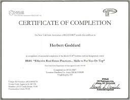 dutchess county ny real estate herb goddard broker diploma