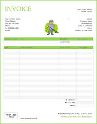 Cleaning Service Templates Cleaning Company Invoice Top 21 Free Cleaning Service Invoice
