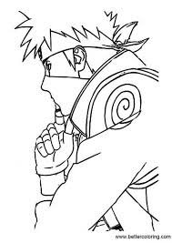 Free Printable Naruto Coloring Pages Free Printable Coloring Pages