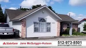 state farm jane mcquiggin hutson insurance agency auto er home business life austin tx