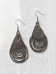 get 30 off marlyn schiff beaded chandelier earring