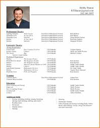 Confortable Latest Format Resume 2016 About 4 Latest Cv Format