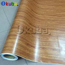 pvc sheet glue woody style graphics wrap car styling indoor pvc glue sticker self