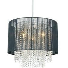 black shade chandelier light 3 light led drum chandelier shade color black black drum shade crystal black shade chandelier light