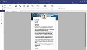 Architecture Cover Letter Samples Wondershare Pdfelement