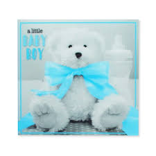 Card For Baby Boy A Splash Of Colour 3d Cards Baby Boy