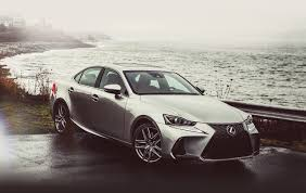 Engineered For Exhilaration. 2018 Lexus IS