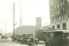 the kansas city star building circa 1928