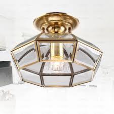 brass lighting fixtures. high end brass ceiling light fixtures with glass shade lighting