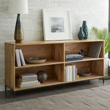 Bookcase Table Industrial Modular Bookcase West Elm Au