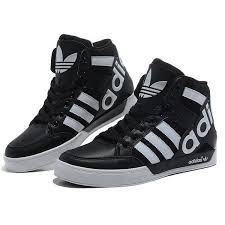 adidas shoes high tops for men. cheap adidas trainers lovers high top shoes in black white on sale tops for men e