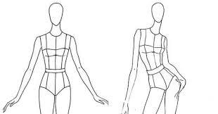 Figure Templates For Fashion Illustration Archives Fashionnstory