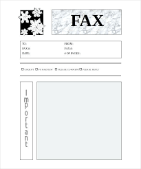 Downloadable Fax Cover Sheets Fax Cover Page Word Erikhays Co