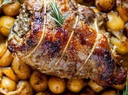 succulent greek lamb shoulder roast
