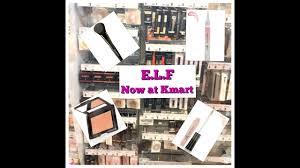 elf makeup now at kmart australia