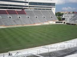 Va Tech Football Seating Chart Lane Stadium Section 15 Rateyourseats Com