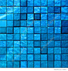Blue Tiled Bathrooms Texture Abstract Bathrooms Tiles Blue Stock Illustration