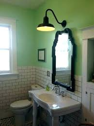industrial lighting bathroom. Industrial Bathroom Lighting Light Modern With An Interesting Atmosphere Di I