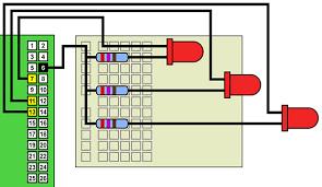 wiring diagram raspberry pi wiring image wiring explainingcomputers com raspberry pi robotics on wiring diagram raspberry pi