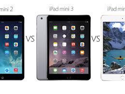 Apple iPad mini 4 vs iPad mini 2