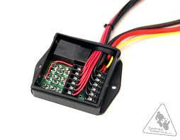 denali powerhub2 fuse block master ground block and wiring powerhub2 fully wired 18 ga wire