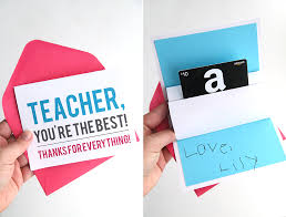 how to make a diy pop up gift card holder for teachers easy and practical