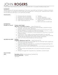 Description Of Waiter For Resumes Waitress Job Description For Resume Awesome Template Head