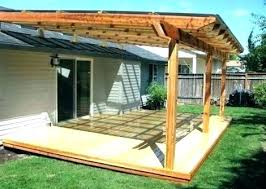 outdoor covered area patio cover ideas designs plans we bring