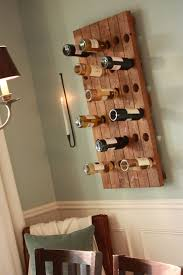 wine bottle holder ideas spaces eclectic with riddling rack chair rail riddling rack