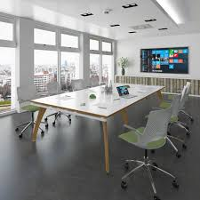 Boardroom Table Designs Fuze Rectangular Boardroom Table