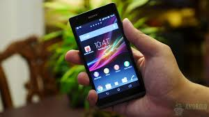 Sony Xperia SP review (video)