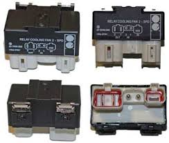 volvo relays 9442933 a cooling fan relay old pn 3523872 aftermarket part also used for the air pump relay on a number of late model volvos fits 1992 740 1993 97 850