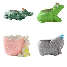 Silicone Mold Concrete Flowerpot Mould Round with <b>Owl</b> Pattern ...