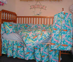 hawaiian bedding baby