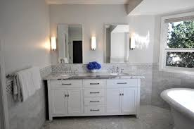 white bathroom vanities with marble tops. Lush White Bathroom Vanity With Marble Top Ideas Cabinet Design For Vanities Bathroom.jpg Tops