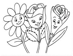 Free Printable Springtime Coloring Pages Free Printable Springtime